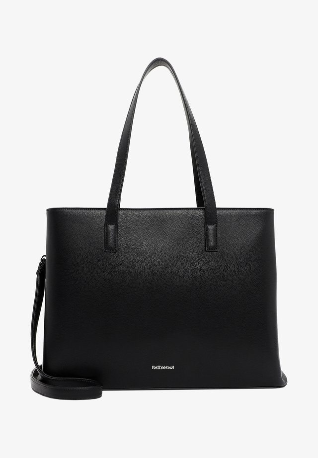 DUNJA - Shopper - black 100