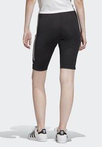 adidas Originals - CYCLING TIGHTS - Shorts - black - 1