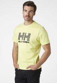 Helly Hansen - ACTIVE - Print T-shirt - green - 0