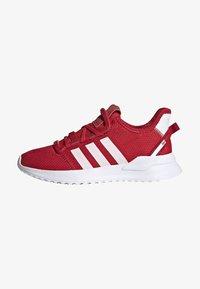 adidas Originals - U_PATH RUN SHOES - Trainers - red - 1