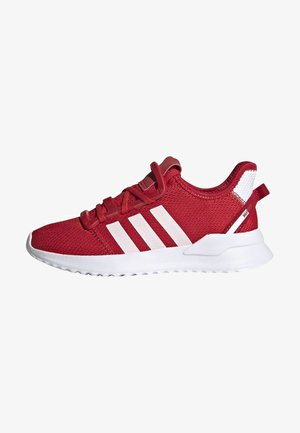 U_PATH RUN SHOES - Trainers - red
