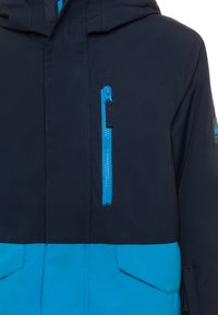 Quiksilver - MISSION SOLID YOUTH UNISEX - Snowboardová bunda - brilliant blue - 2