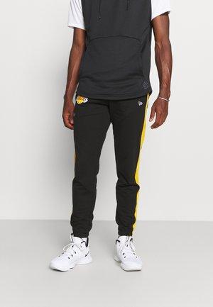 NBA TEAM LOGO LOS ANGELES LAKERS - Klubbkläder - black