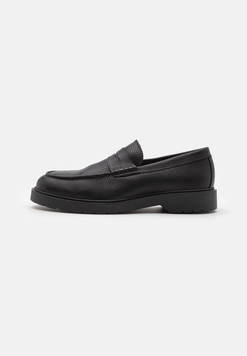 Selected Homme - SLHTIM PENNY LOAFER CLEAN - Scarpe senza lacci - black