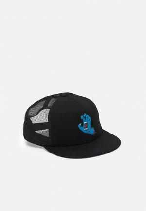 CLASSIC HAND UNISEX - Cap - black