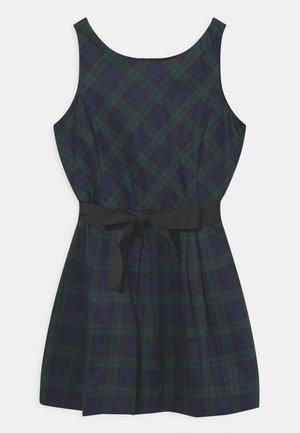 FIT DAY DRESS - Cocktailkleid/festliches Kleid - green/dark blue