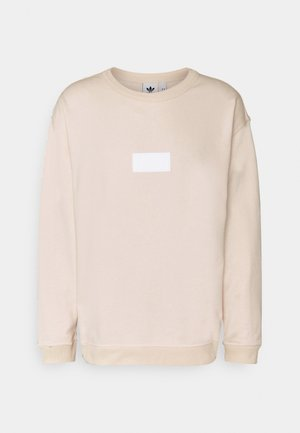 SILICON CREW UNISEX - Sweatshirt - halo ivory