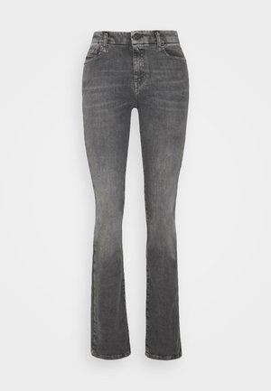 D-SLANDY-B - Bootcut jeans - grey