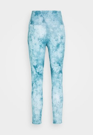 HIGH BASIC MIDI - Leggings - water