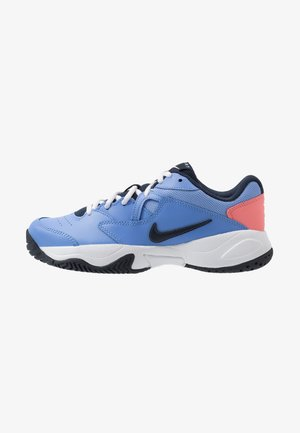 COURT LITE  - Multicourt tennis shoes - royal pulse/obsidian/white/sunblush