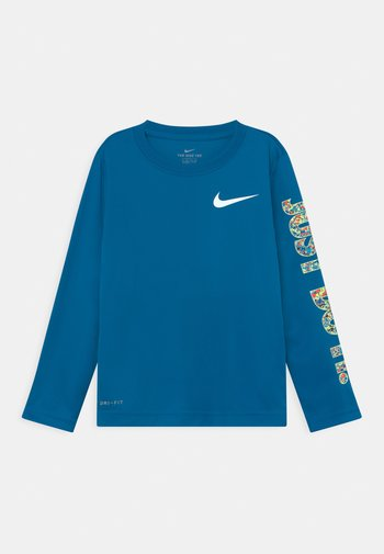 CONFETTI  - Long sleeved top - imperial blue