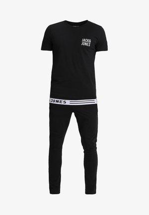 JACNIGHTWEAR GIFT SET - Pyjama set - black