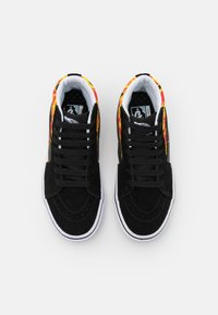 Vans - COMFYCUSH SK8 UNISEX - High-top trainers - black/true white - 3