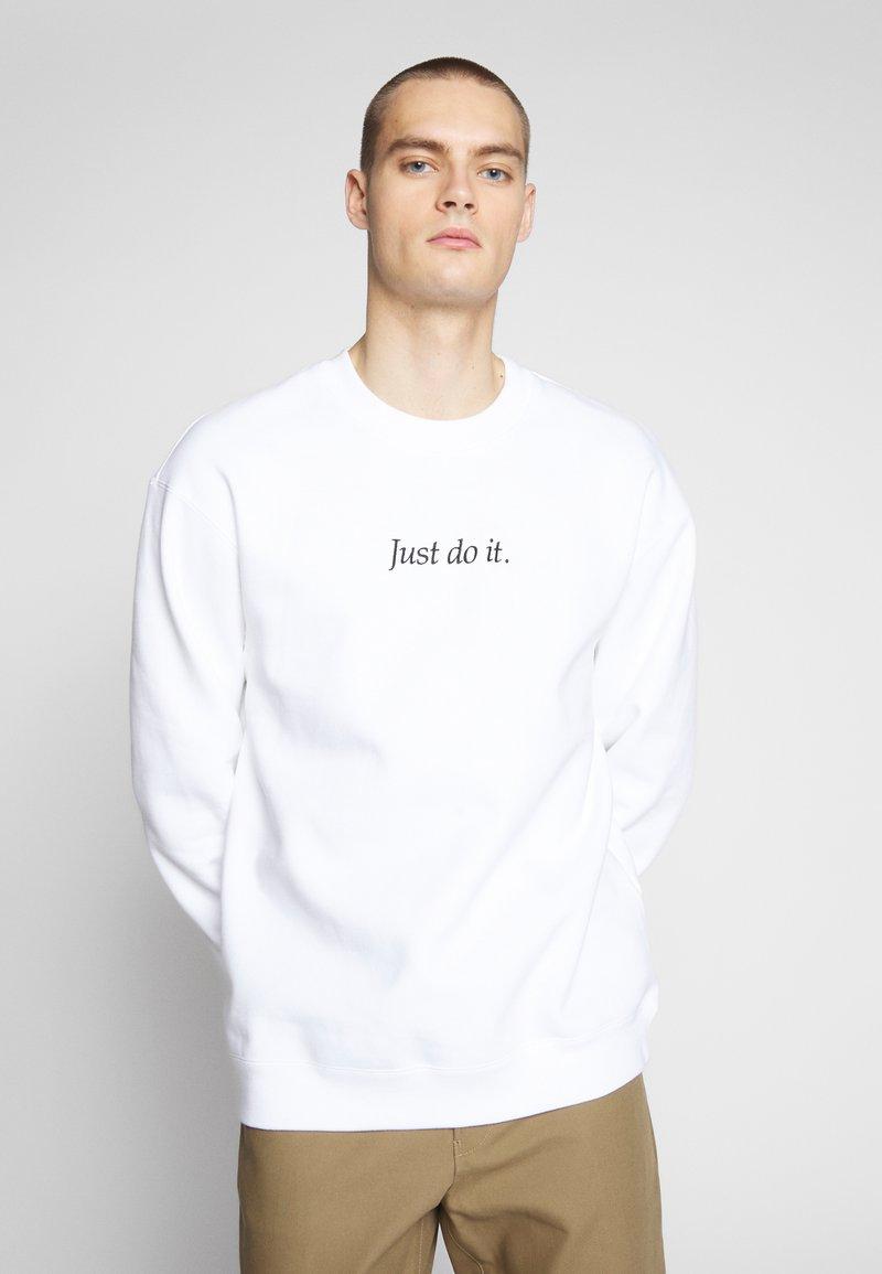 Nike Sportswear - Collegepaita - white/black