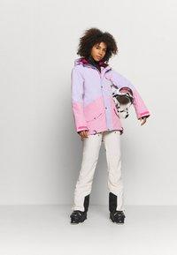 OOSC - 1080 WOMEN'S JACKET  - Skijakke - pink/lilac - 1