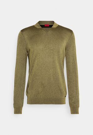 SCOLLON - Jumper - gold