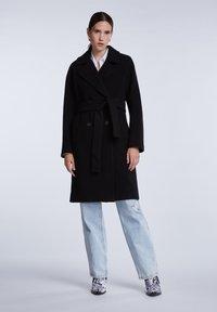 SET - Classic coat - black - 1