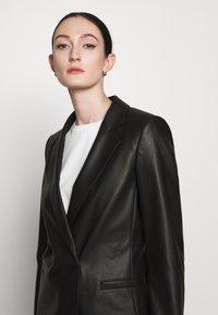 HUGO - ARIESA - Short coat - black - 4