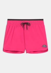 Ellesse - VESPIO - Pantalón corto de deporte - pink - 0