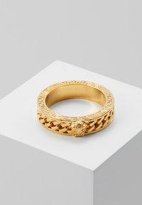 Versace - Anillo - oro caldo - 2