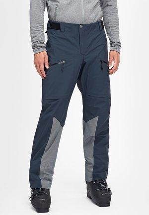 LA LISTE - Spodnie narciarskie - marine