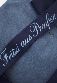 Fritzi aus Preußen - IZZY SET - Tote bag - denim - 4