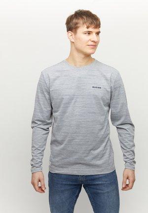 KEITH - Longsleeve - grey melange