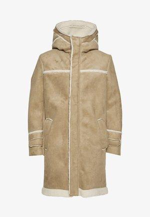SECSET - Winter jacket - braun