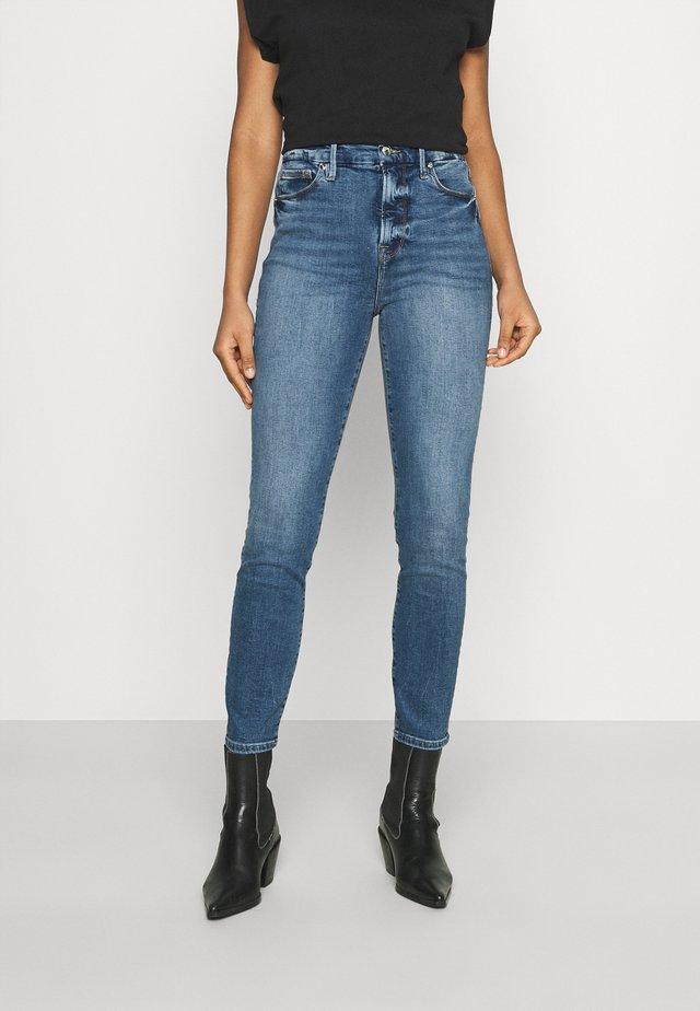 GOOD WAIST - Skinny džíny - blue