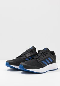 adidas Performance - GALAXY  - Zapatillas de running neutras - core black/royal blue/footwear white - 2