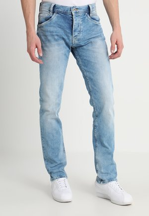SPIKE - Džíny Straight Fit - 000denim
