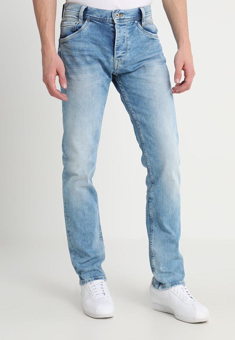 Pepe Jeans - SPIKE - Jeans a sigaretta - 000denim