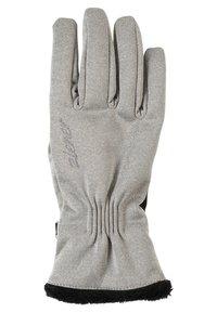Ziener - IBRANA TOUCH - Gloves - grey melange - 1