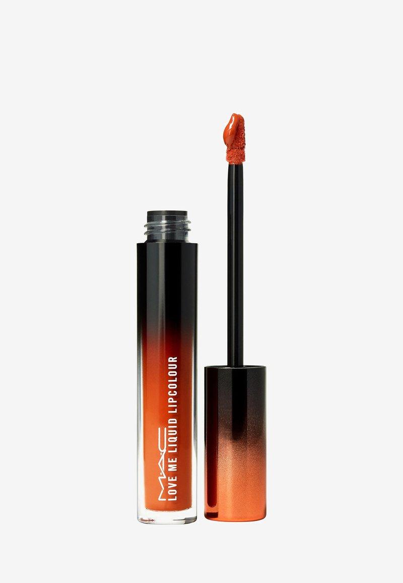 MAC - LOVE ME LIQUID LIPCOLOUR - Liquid lipstick - my lips are insured