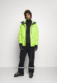 Icepeak - EXETER - Fleece jacket - black - 1