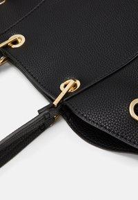PARFOIS - SAC NAIF - Across body bag - black - 5
