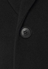 KARL LAGERFELD - COAT CLOUD  - Classic coat - black - 2