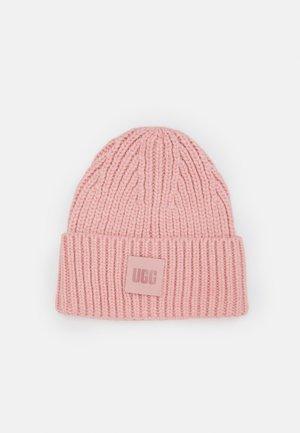 CHUNKY BEANIE - Čepice - pink cloud