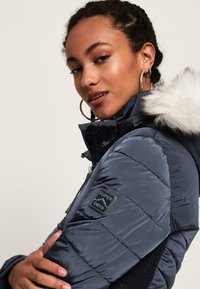 Superdry - Light jacket - blue - 2