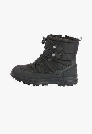 WATER RESISTANT WARM LINED - Kotníkové boty - black