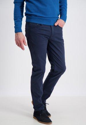 Slim fit jeans - dk blue