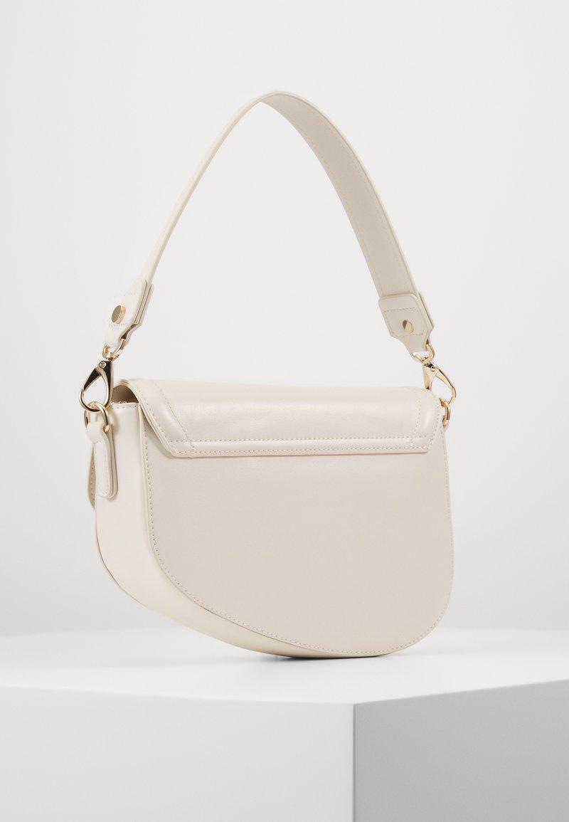 Valentino Bags - BICORNO - Håndveske - off white