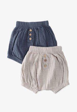 2 PACK - Shorts - grey