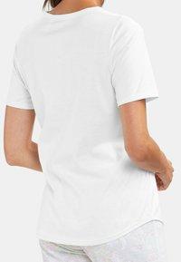 Rösch - Pyjama top - weiß - 2