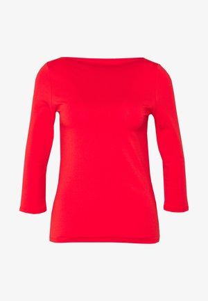 ONLLIVE LOVE  - Long sleeved top - high risk red