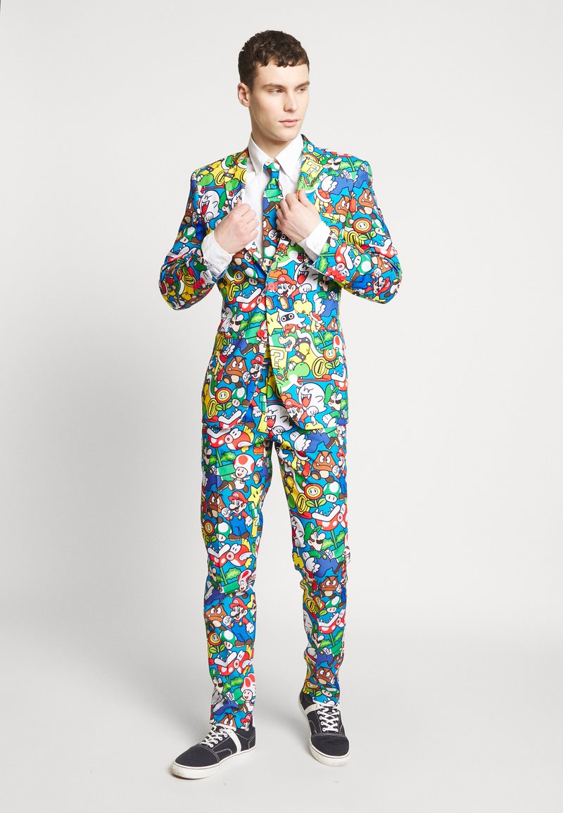 OppoSuits - SUPER MARIO - Suit - multi-coloured