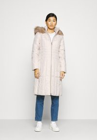 Calvin Klein - ESSENTIAL COAT - Winter coat - white smoke - 0