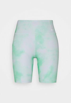 ONE CORE - Leggings - green glow/white