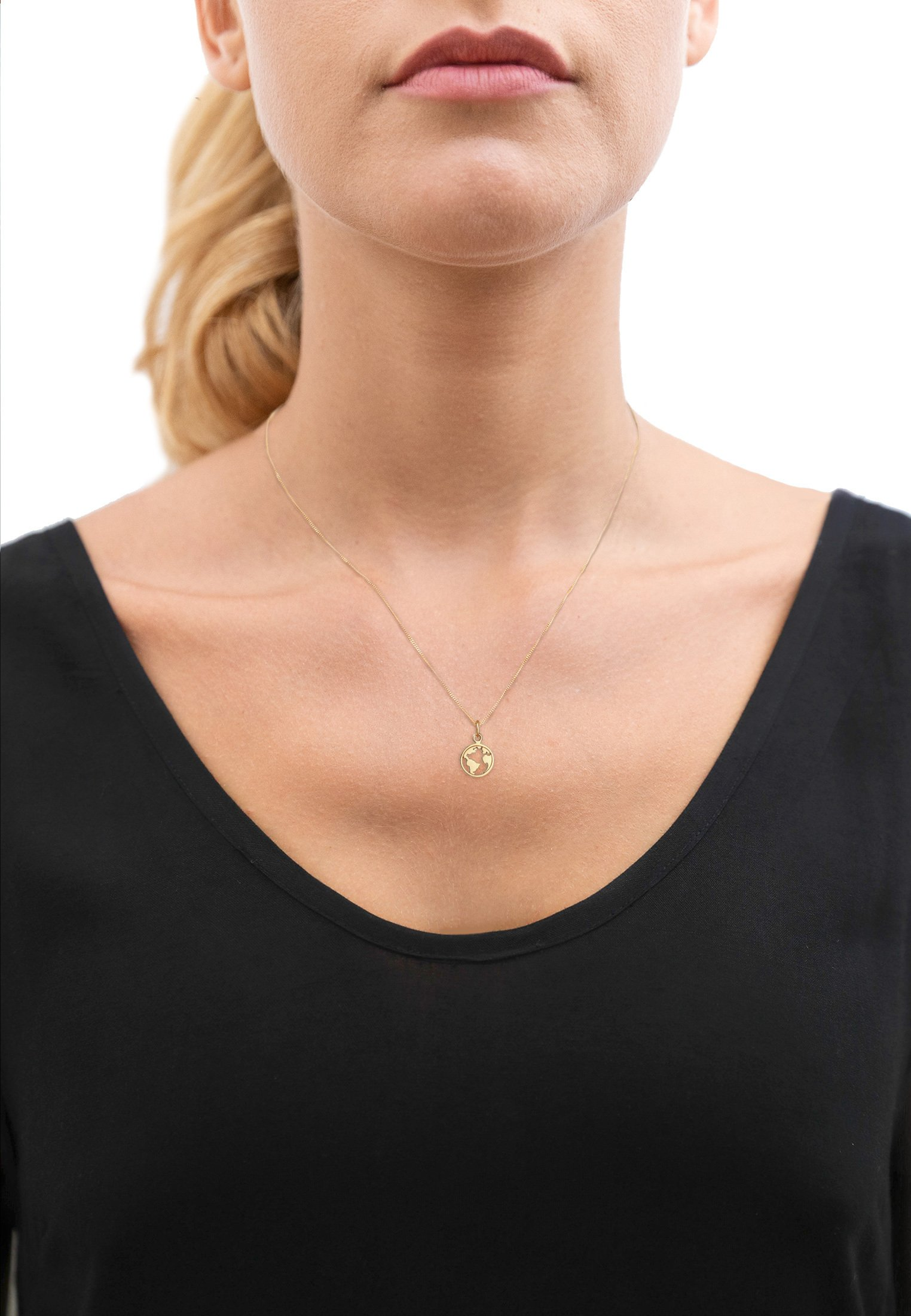 Elli Charm - Gold-colored/gold