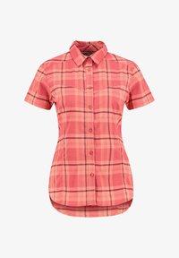 Meru - Button-down blouse - himbeer - 0